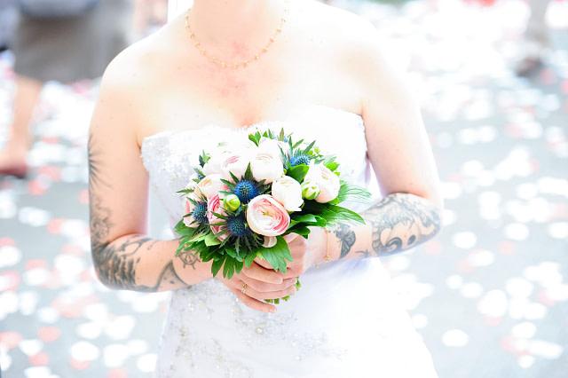 bouquet mariee besse sur issole