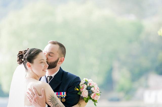 photographe mariage besse sur issole