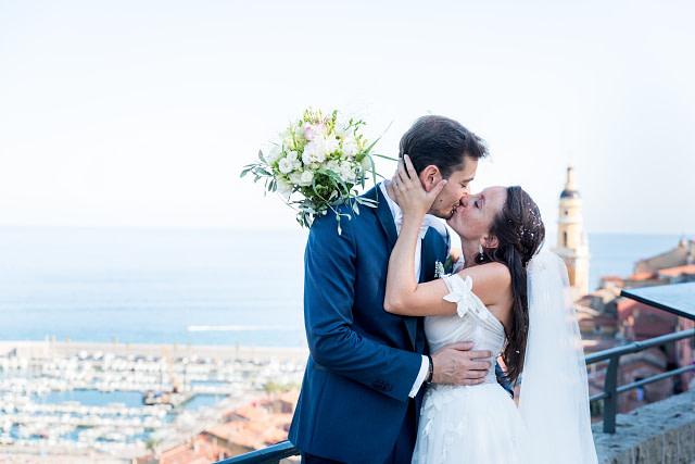 photographe mariage authentique menton