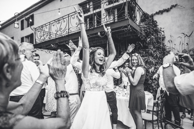 photographe mariage champetre annot
