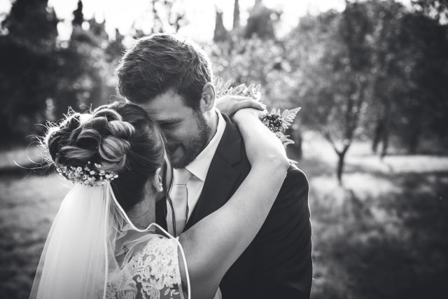 photographe mariage champetre opio