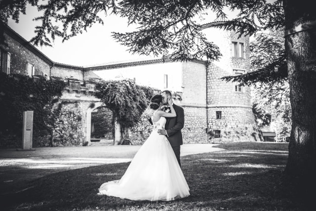 photographe mariage chateau mouans sartoux