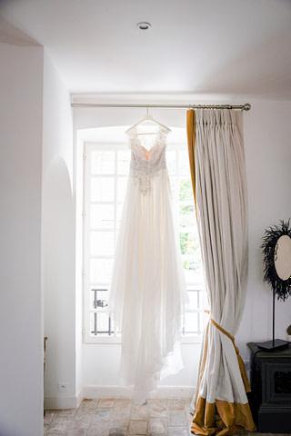 photographe robe mariee